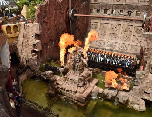 Video: Talocan Phantasialand 2016
