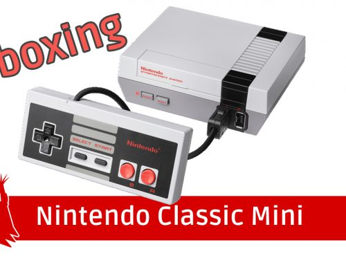 Video: Unboxing van de Nintendo Classic Mini